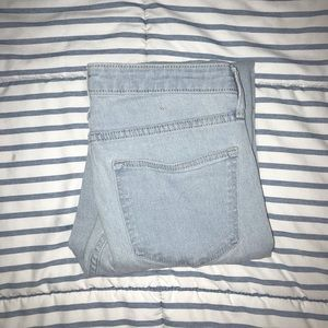 H&M Lightwash Jeans